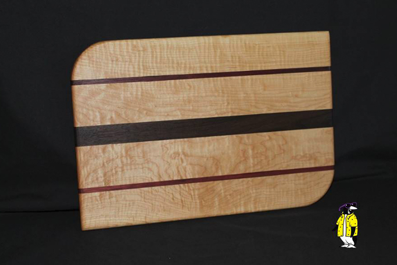 Cutting Boards Custom Wood Designs From Rowdy Penguin